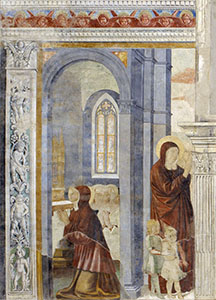 Benozzo Gozzoli - The Stories of Saint Augustine