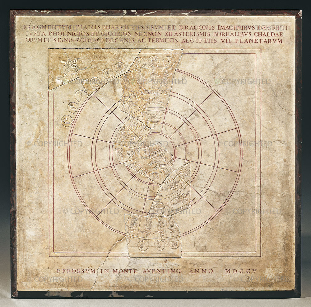 Bianchini's planisphere