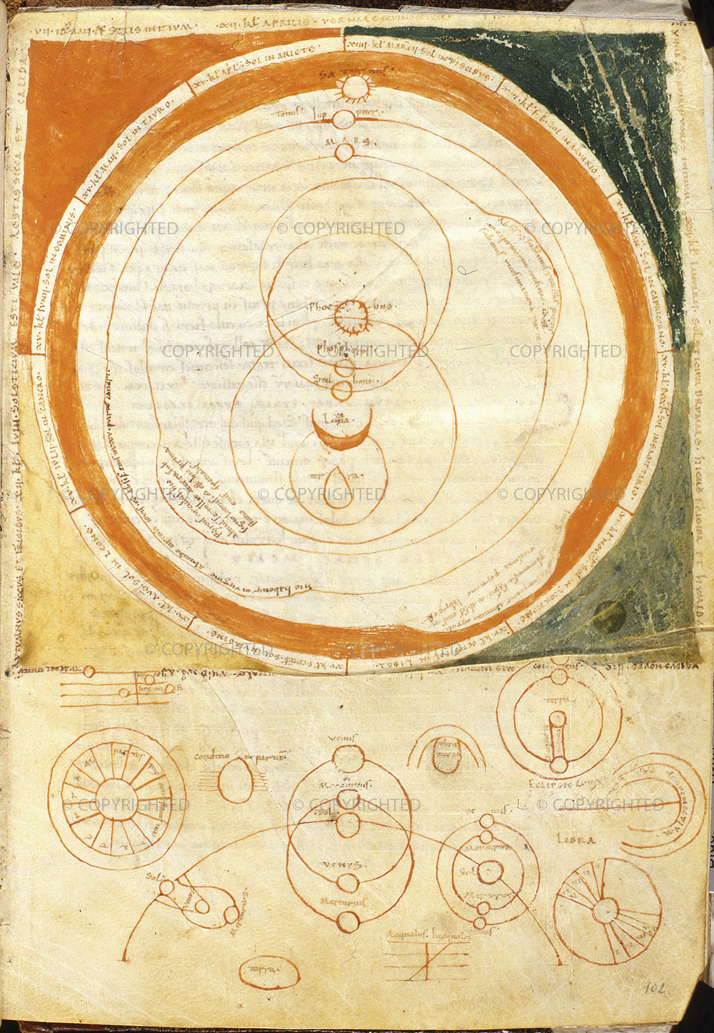 Martianus Capella, De nuptiis Philologiae et Mercurii