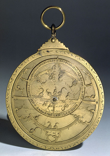 Anonymous, Astrolabe
