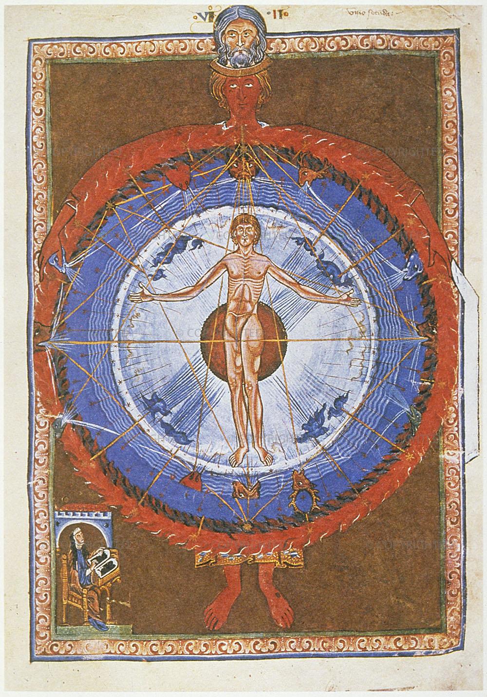 Ildegarda di Bingen, Liber divinorum operum