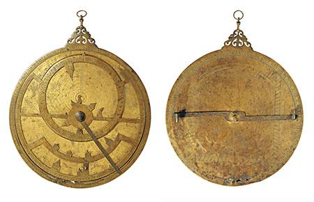 Anonymous Astrolabe