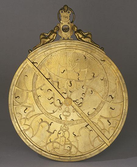 Gualterus Arsenius, Astrolabio piano