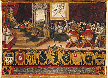 Anonymous, The committee for the reform of the calendar