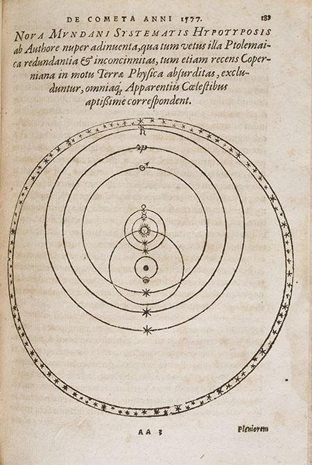 Tycho Brahe, De mundi aetherei recentioribus phaenomenis