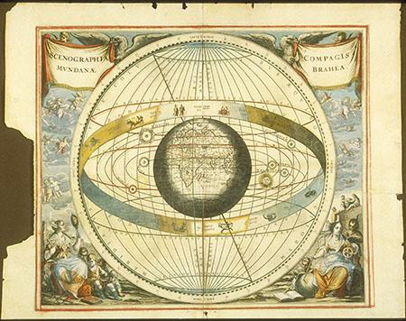Andreas Cellarius, Atlas coelestis seu Harmonia Macrocosmica (pl. 8)