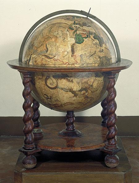 Willem Jansz Blaeu, Celestial globe
