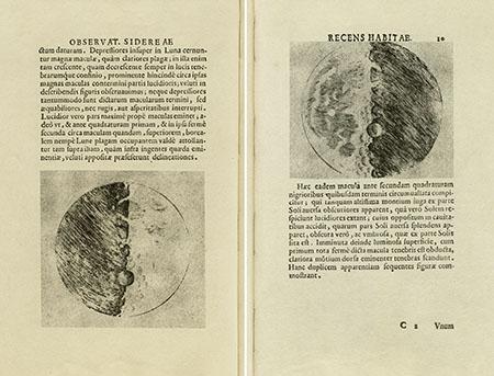 Galileo Galilei, Sidereus Nuncius
