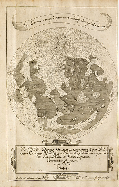 Antonius Maria Schyrleus de Rheita, Oculus Enoch et Eliae …