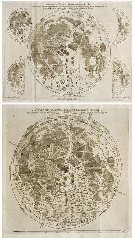 Giovanni Battista Riccioli S.J., Almagestum novum