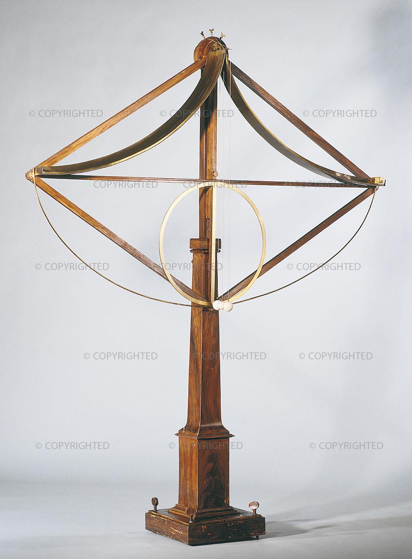 Modello del pendolo cicloidale di Huygens
