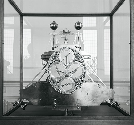 John Harrison, Cronografo marino