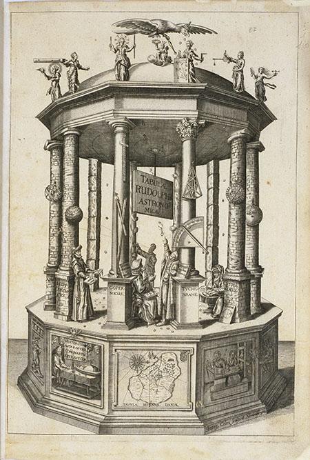 Johannes Kepler, Tabulae Rudolphinae