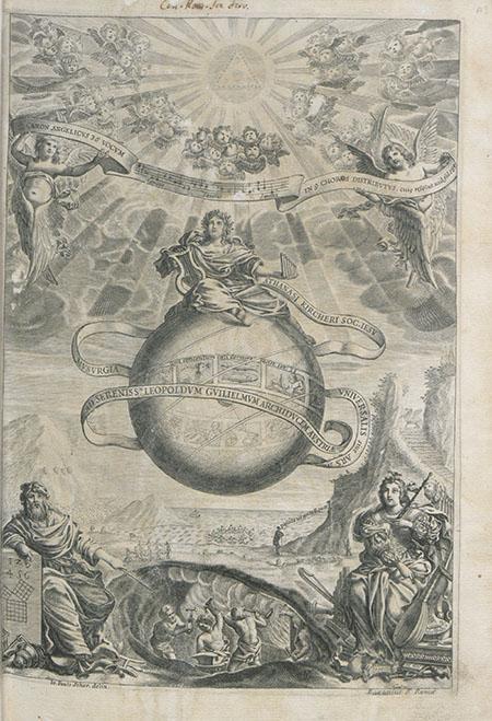 Athanasius Kircher, Musurgia universalis