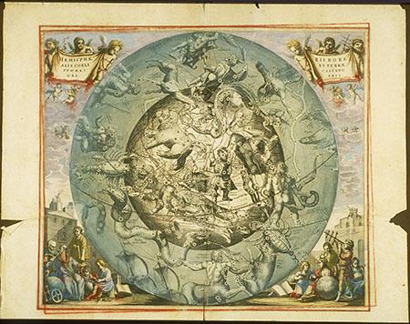 Andreas Cellarius, Atlas coelestis seu Harmonia Macrocosmica