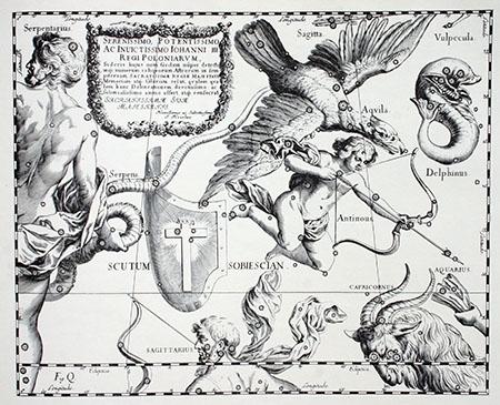 Johann Hoewel (Hevelius), Prodromus astronomiae