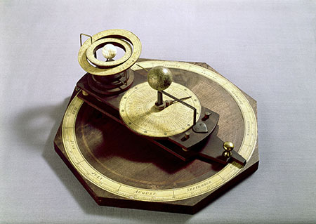 James Ferguson, Planetarium orrery