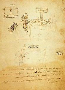Leonardo da vinci studi di balestra e catapulta leonardo for Catapulta di leonardo da vinci