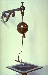 Sismoscopio Cecchi a breve periodo, Osservatorio Ximeniano, Firenze