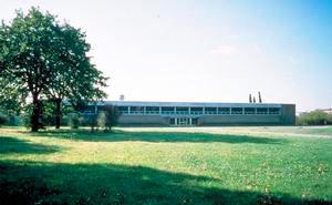 Headquarters of the Richard-Ginori Museum of the Doccia Factory, Sesto Fiorentino.