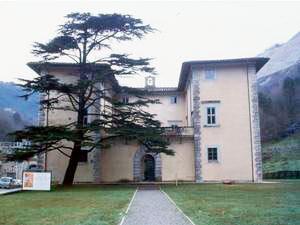 Il Palazzo Mediceo di Seravezza, sede del Museo del Lavoro e delle Tradizioni Popolari della Versilia Storica.