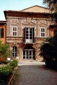 """La Palazzina detta """"Fonderia"""", Museo Botanico dell'Università degli Studi di Pisa."""