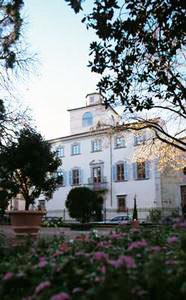 La sede dell'Aboca Museum, Sansepolcro.