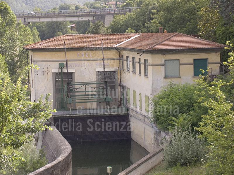 """Centrale Elettrica """"La Nussa"""", Capolona."""