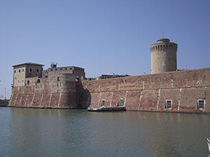 Old Fortress, Livorno.