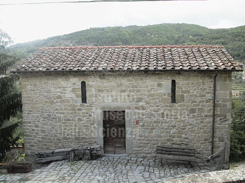 Museo della Civiltà Castellana (ex chiesa di San Niccolò), Castel San Niccolò.