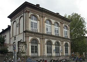 Ex Ospedale di San Luca o della Misericordia, Lucca.