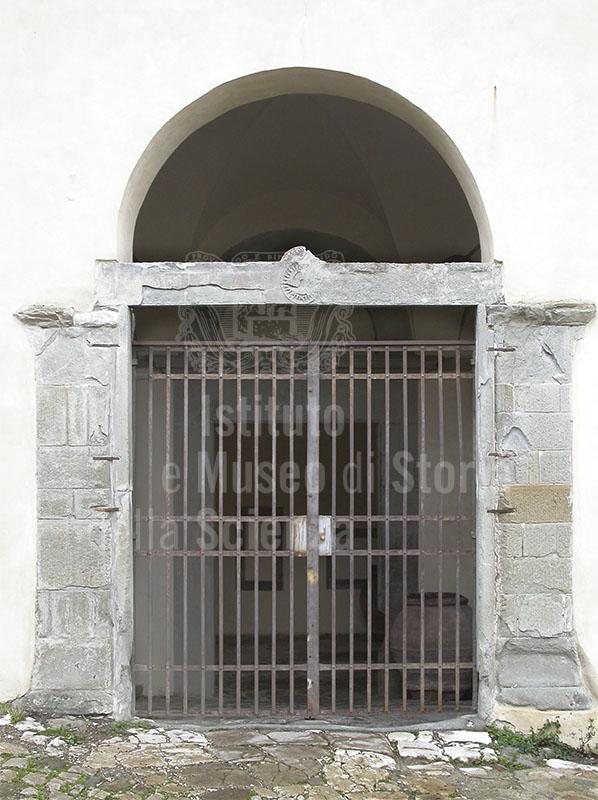 Immagine portone d 39 ingresso dell 39 antico spedale del bigallo - Bigallo bagno a ripoli ...