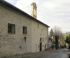 Antico Spedale del Bigallo, Bagno a Ripoli.