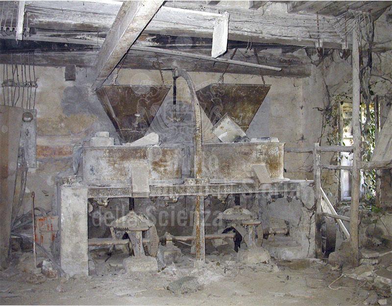 Immagine tramogge all 39 interno delle gualchiere di remole b - Bagno di ripoli ...