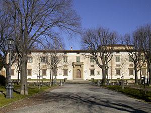 Villa Medicea di Castello, Firenze.