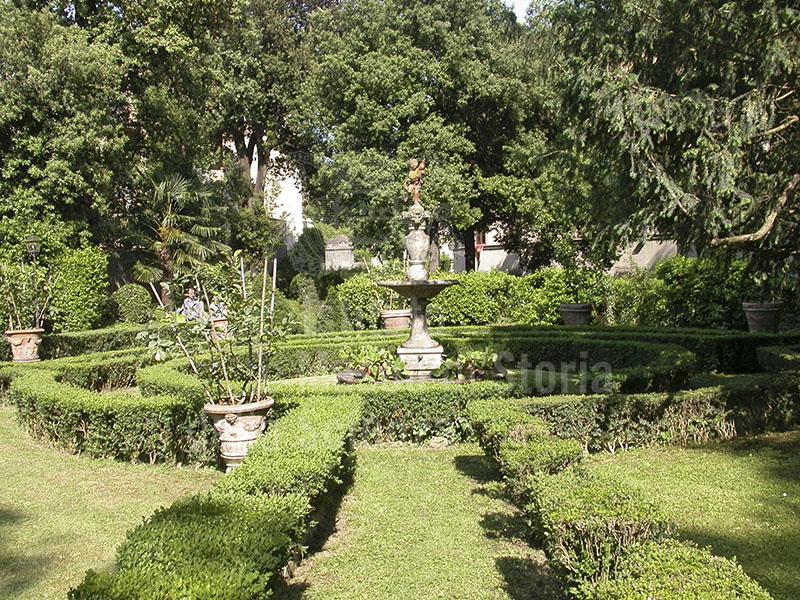 Giardino Corsi Annalena, Firenze.