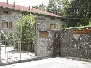"""Sede del Museo """"Carlo Siemoni"""", Badia a Prataglia, Poppi."""