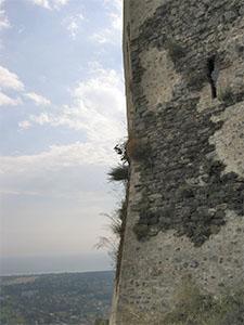 Castello Aghinolfi, Montignoso.
