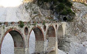 Ponti di Vara, Carrara.