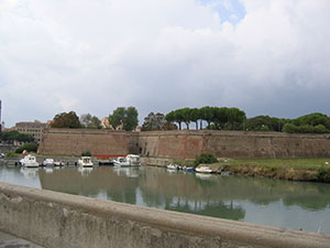 New Fortress of Livorno.
