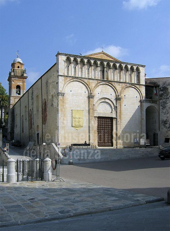 Chiesa di Sant'Agostino, Pietrasanta.
