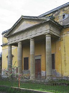 Bagni della Puzzolente, Livorno.