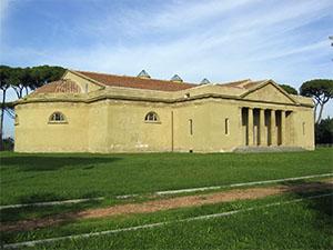 Cisternino di Pian di Rota, Livorno.