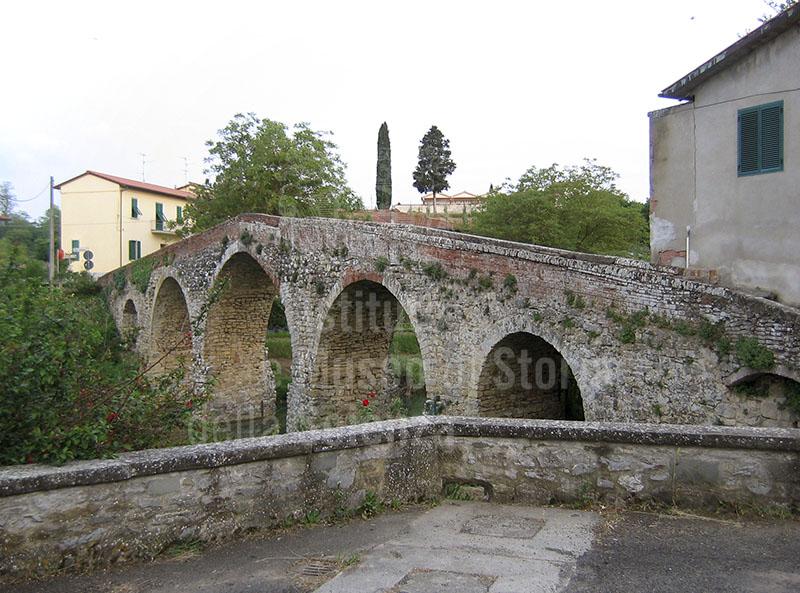 Ponte sul Torrente Ambra, Bucine.