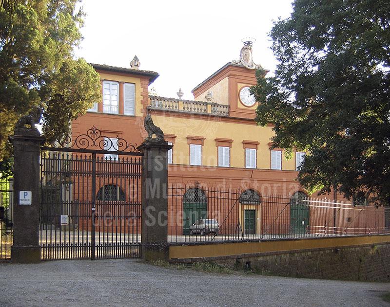 Esterno di Villa Mondeggi, Bagno a Ripoli.