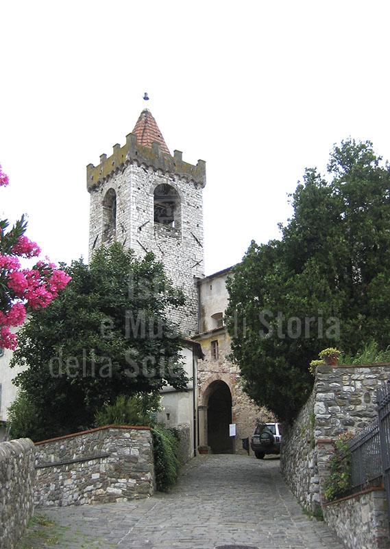 Castello di Serravalle Pistoiese.