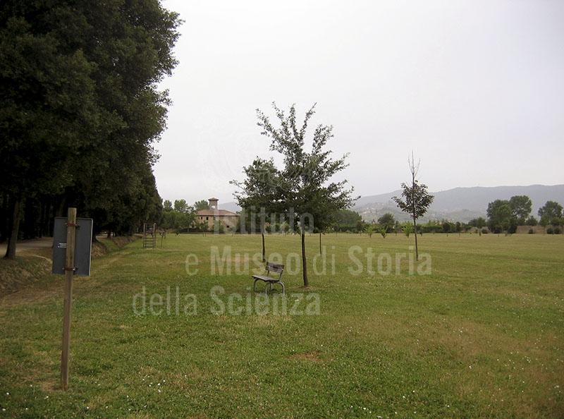 Cascine di Tavola, Prato.