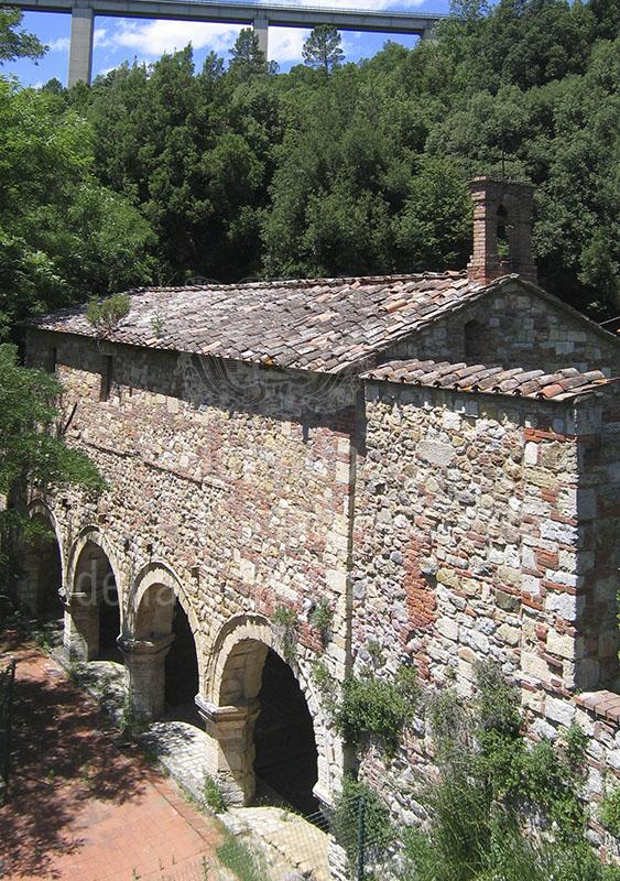 Immagine - Bagni di Petriolo, Monticiano.
