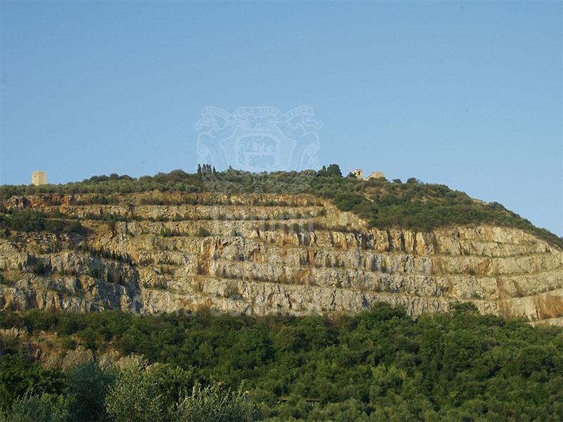 Cave del colle di Monsummano Terme