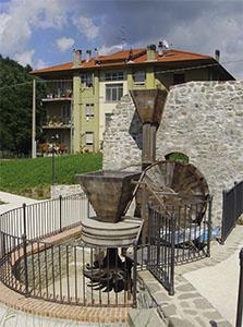 Giardino Didattico del Ferro (Ecomuseo della Montagna Pistoiese), Pontepetri, San Marcello Pistoiese.